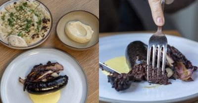3 Courses & Natural Wine from £15 – The January Lunch Deal at Erst