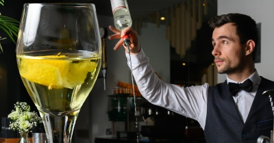 Manchester's Oldest Italian who make their very own Limoncello (that you've got to try!)