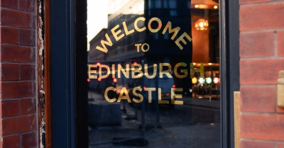 Ancoats' highly coveted Edinburgh Castle now does LUNCH!