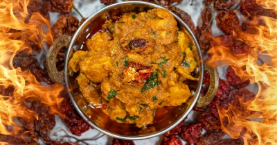 Can you handle the HOTTEST curry in Manchester this National Chilli Day?