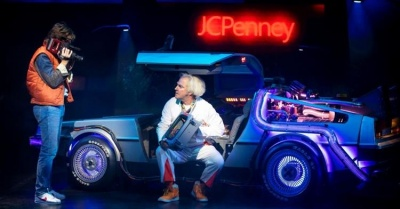 Review: Back to the Future the Musical