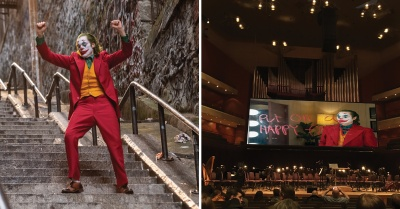 Joker, The Way it's Meant to be Watched: With a LIVE Orchestra
