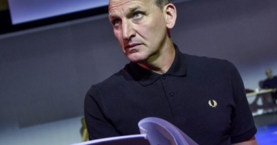 NOW STREAMING: Christopher Eccleston in MIF19's Re:Creating Europe