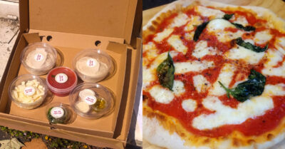 Lockdown Delivery Review: DIY Pizza Kit from Dough-Re-Me