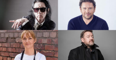 United We Feed: Manchester Legends host 5-Hour Variety Extravaganza for Eat Well MCR