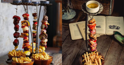 NOW DELIVERING: The Hanging Kebabs are BACK!