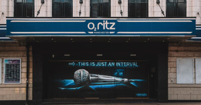 This Is Just An Interval – Victoria & The Ritz unveil new Qubek artworks…