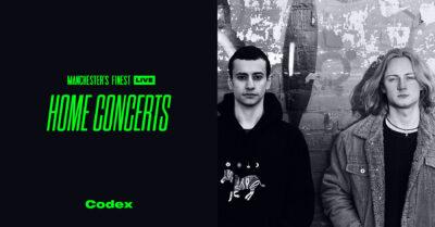 Home Concerts: Codex