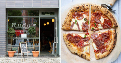 Rudy's Neapolitan Pizza set to open in South Manchester