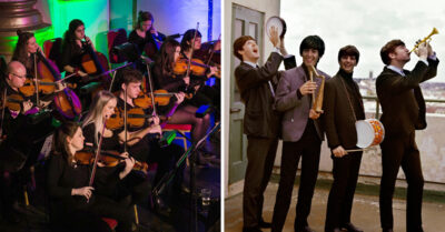 An Orchestral Rendition of The Beatles is coming to Freight Island
