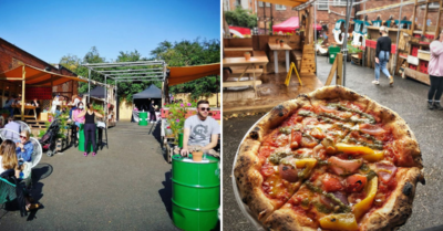 A Vegan Pizza Festival is Coming to Manchester Next Week