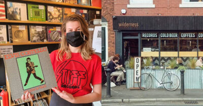 The Wilderness ONLINE Record Store