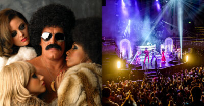 Brutus Gold's Love Train is bringing DISCO to your house!