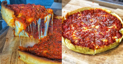 NEW OPENING: Manchester's first ever Deep-dish Chicago-style Pizza Joint