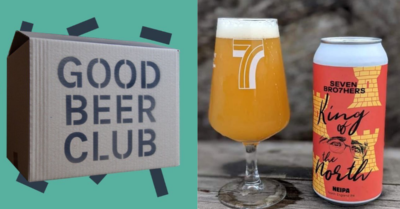 Get 12 Beers from Manchester Breweries with a Charity Christmas Beer Box
