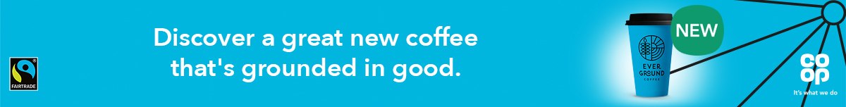 Free coffee from Co-op