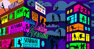 Letsby Avenue: A Council House Cabaret & Circus Show at Niamos