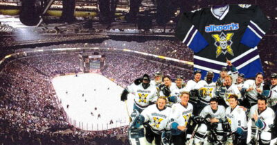 Foam Fingers, Fights and Ice: What happened to Manchester Storm?