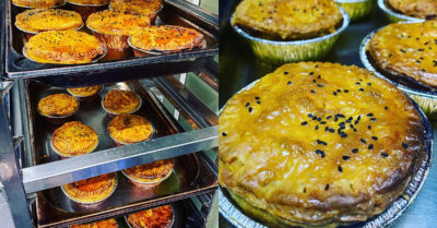 NEW OPENING: Handmade Indian Curry Pies from Patel's