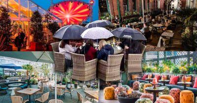 The 18 Best Heated and Covered Terraces in Manchester