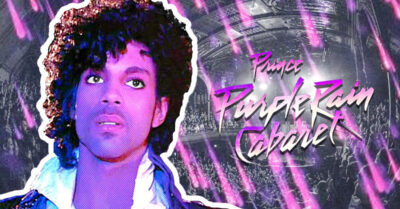 A Live Cabaret Show based on Prince's Purple Rain is coming to Manchester!