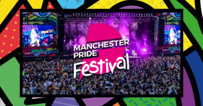 The MASSIVE Line-Up for this year's Manchester Pride Festival…