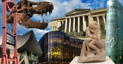 Manchester's Theatre & Arts Venues OPEN from 17th May