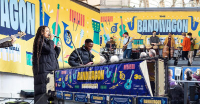 Band on the Wall launch a touring GIG TRUCK around Greater Manchester
