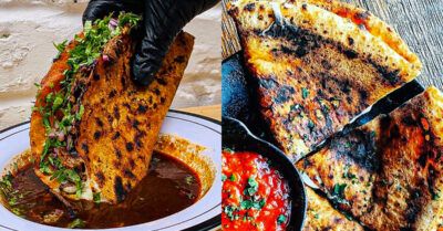 Manchester's NEW Cheesy Stuffed Quesadillas – Yes, dipped in GRAVY!
