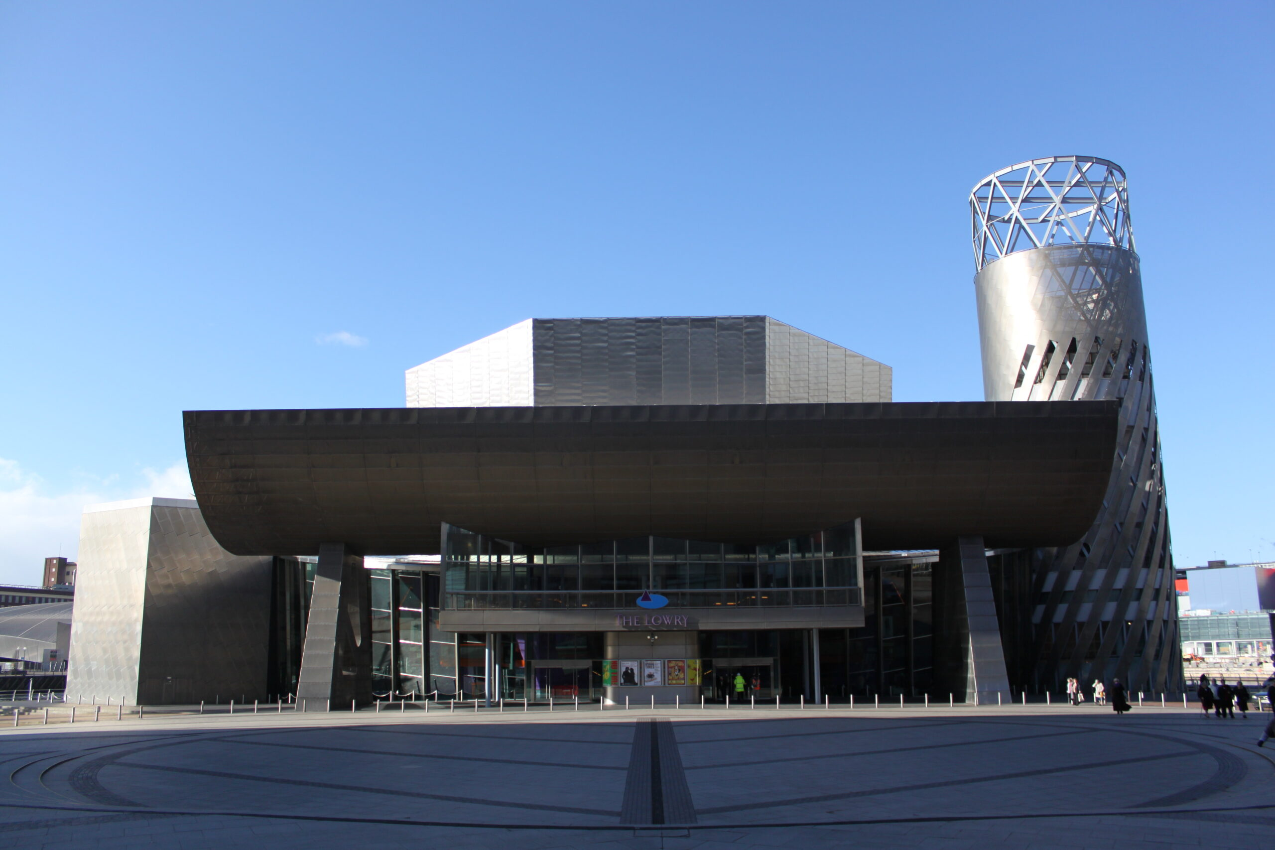Best Manchester Outdoor Theatres The Lowry C-O-N-T-A-C-T