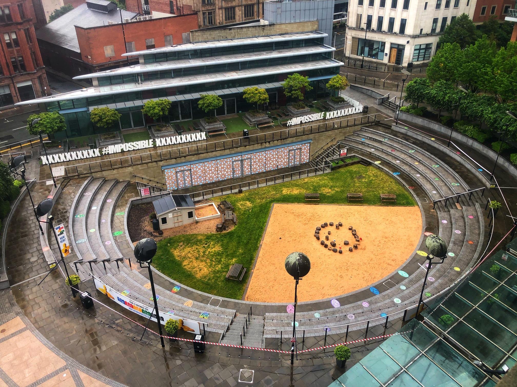 Best Manchester outdoor theatres