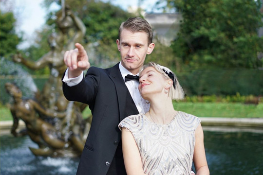 Best Manchester outdoor theatres The Great Gatsby Longford Park