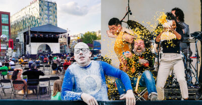 Review: Chaotic, Riotous & VERY Meta – A Midsummer Night's Dream at HOMEGROUND
