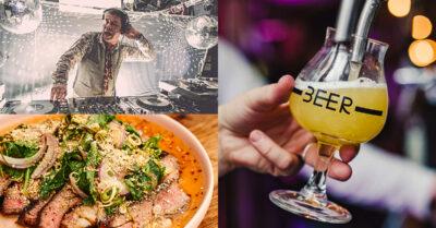 World-Class Breweries, DJs & Street Food: Manchester Craft Beer Festival Reveals FULL Line Up!