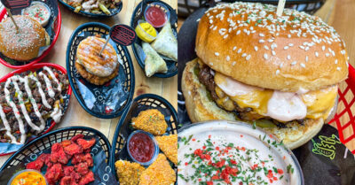 NOW IN MANCHESTER: The UK's First CBD-Infused Burger!