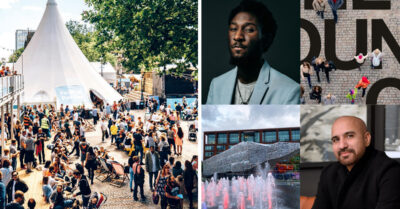 The Best FREE Events at This Year's Manchester International Festival
