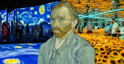 An Immersive & Multi-Sensory Van Gogh Experience is coming to Manchester this Autumn