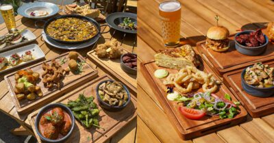 Manchester's New LOADED Spanish Tapas Lunch Boards at La Bandera