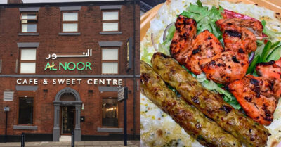 The Ashton Kebab House in the Finals of The British Kebab Awards 2021
