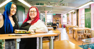 NEW OPENING: 100% Sustainable & Ethically Sourced Café in Afflecks