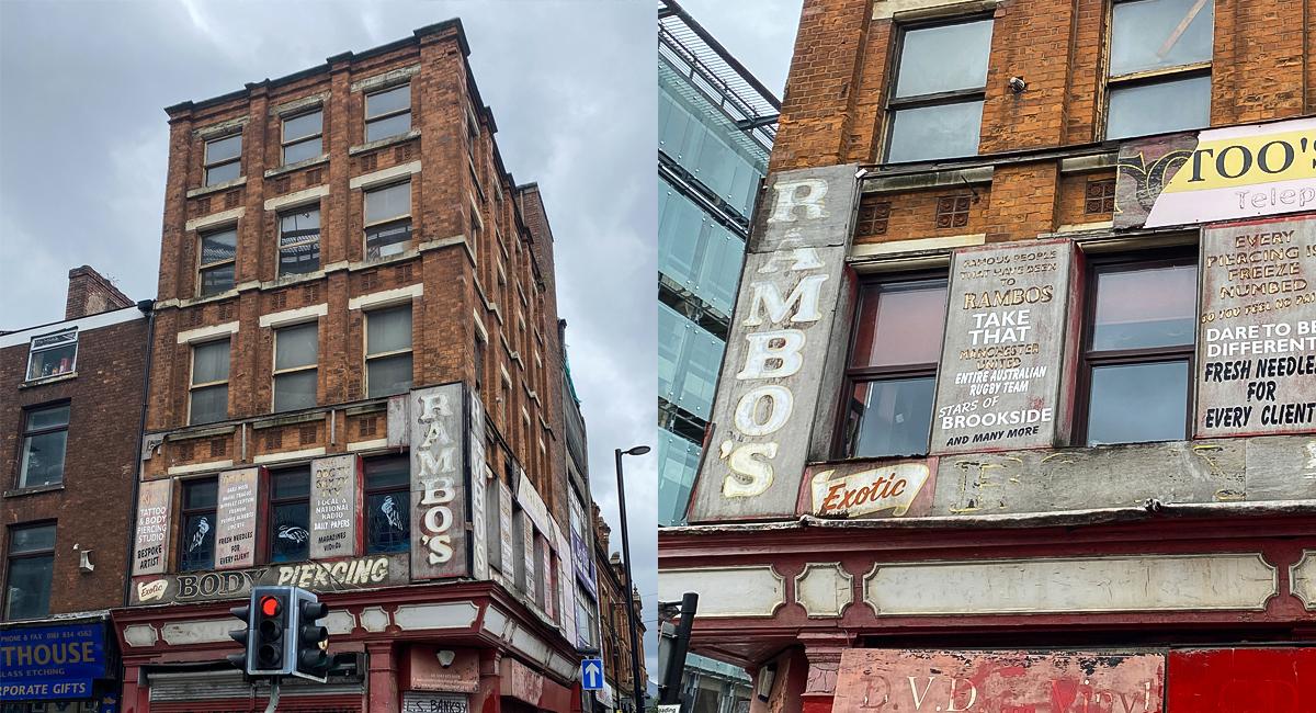 Building Secrets: Manchester's Oldest Tattoo Parlour