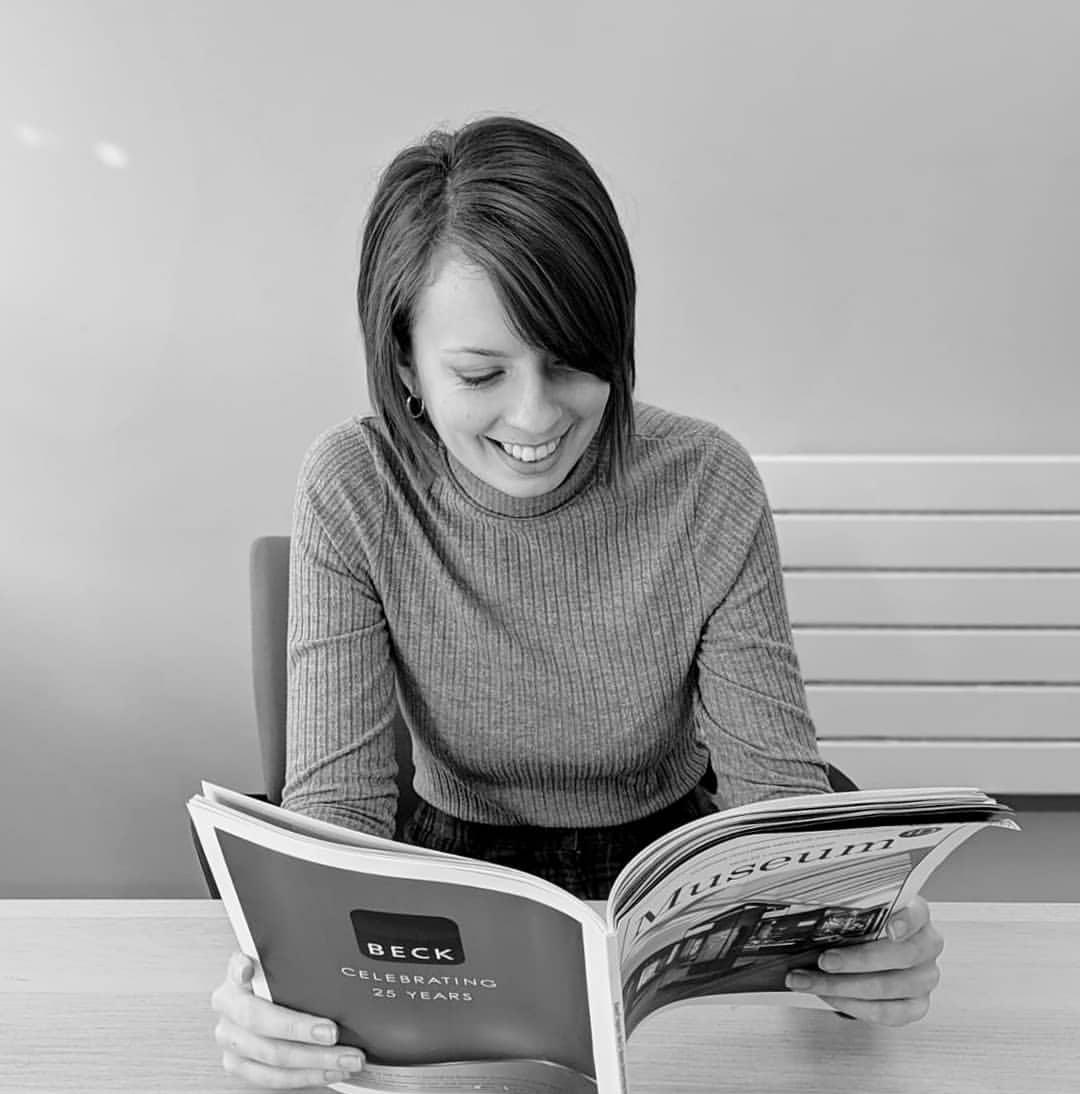 Leanne Clydesdale, Project Interpretative Designer at Mather & Co