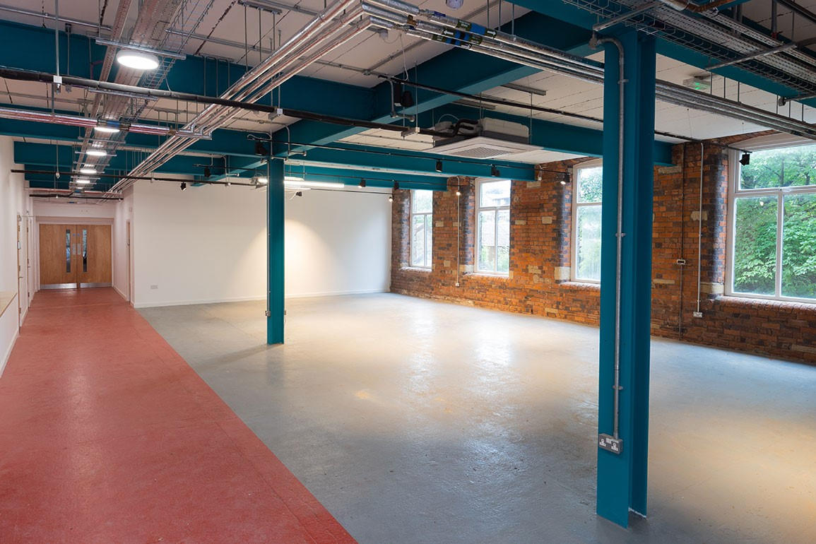 The Vale arts centre studio space