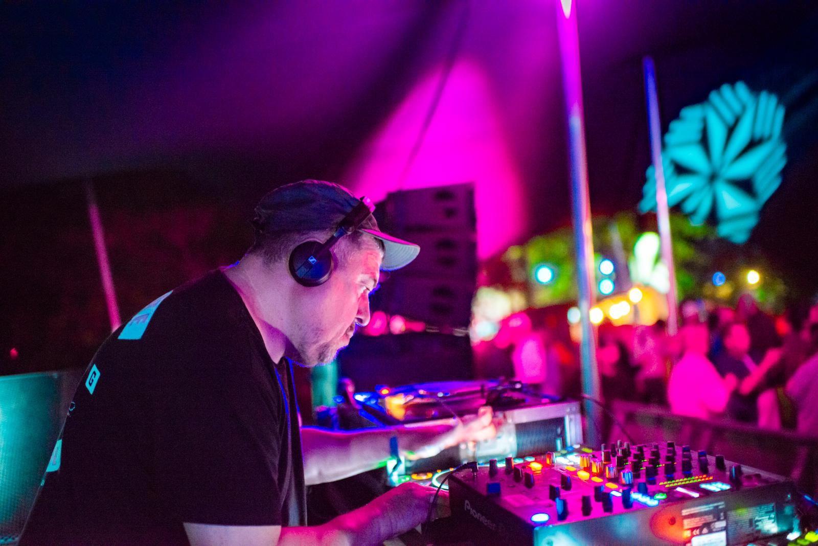 Luke Unabomber DJ